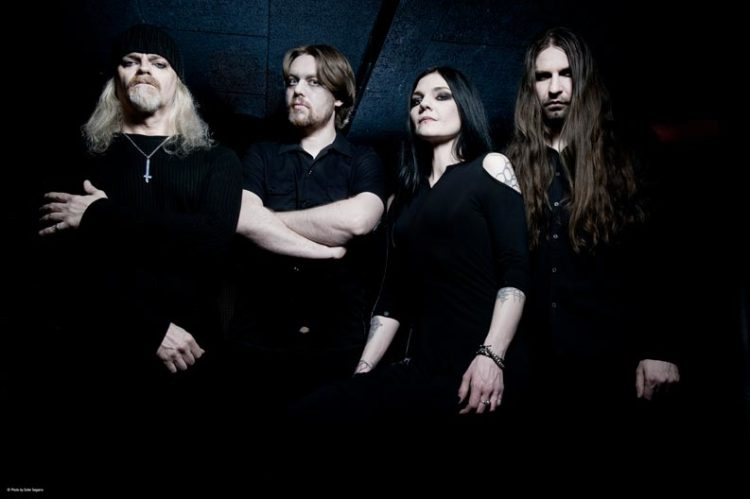 Photo of the band Triptykon