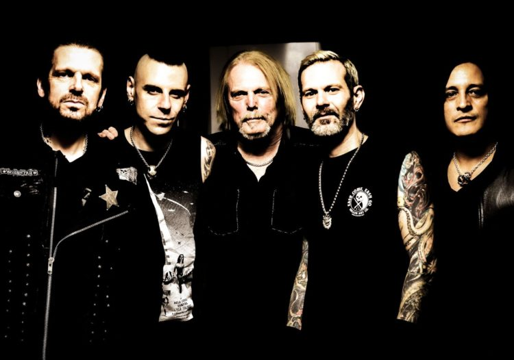 Photo of The Black Star Riders