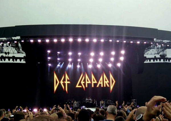 Def Leppard - Download 2019