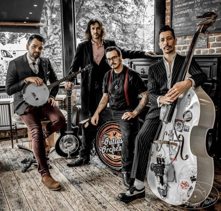 Photo of The Outlaw Orchestra