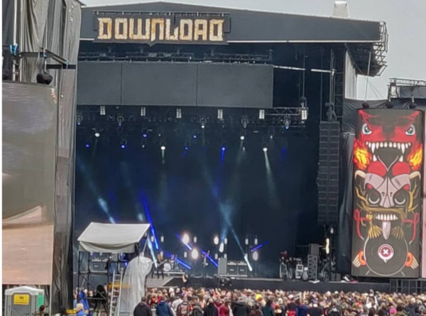 Last In Line at Download 2019