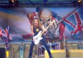 Photo of Steve Harris from Iron Maiden