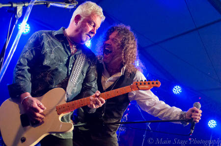 Tygers Of Pan Tang at Wildfire Festival