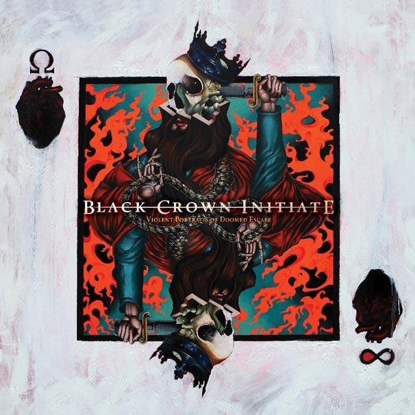 Black Crown Initiate album cover