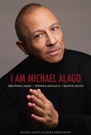 Cover of the Michael Alago book 'I Am Michael Alago'