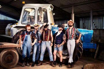 Photo of the Bootyard Bandits
