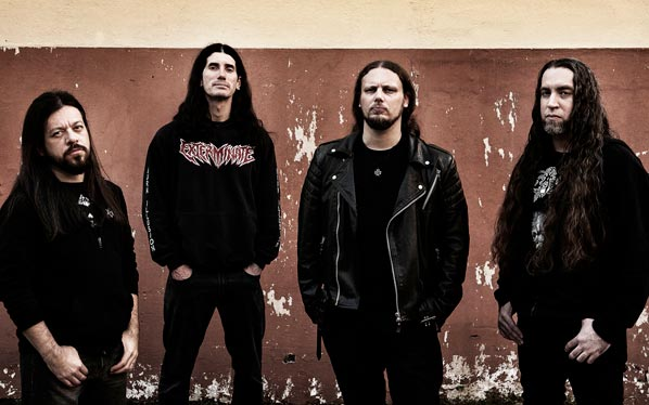 Brazilian Extreme Metal band Burn The Mankind