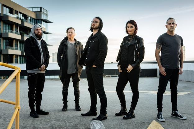 Aussie Metal band 'Figures'