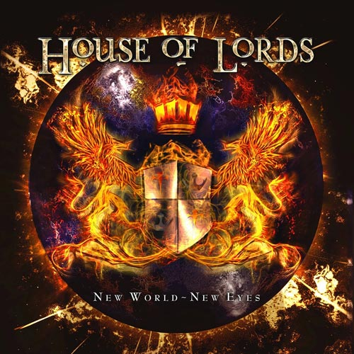 Cover of 'New World - New Eyes' from the House Of Lords