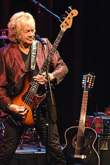 Photo of John Lodge from the Moody Blues