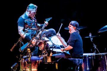 Metallica. Photo Robert Sutton/MetalTalk