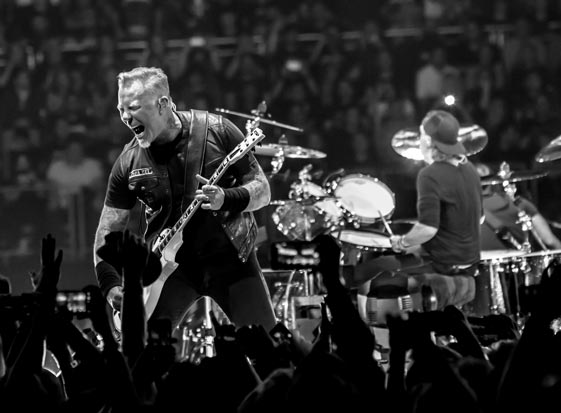 Metallica. © Robert Sutton/MetalTalk