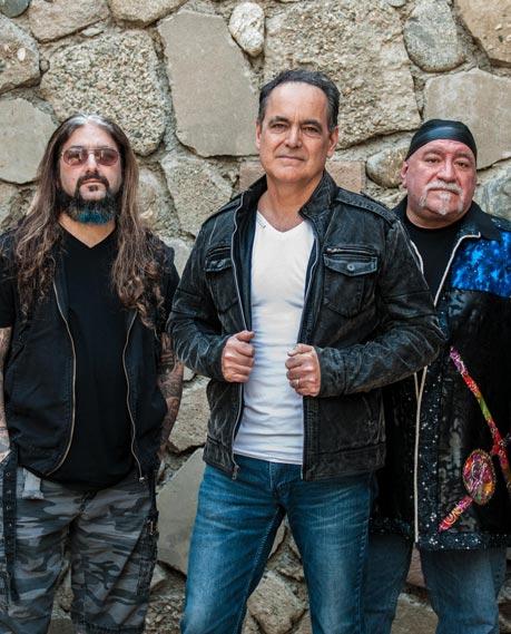 Neal Morse, Mike Portnoy & Randy George