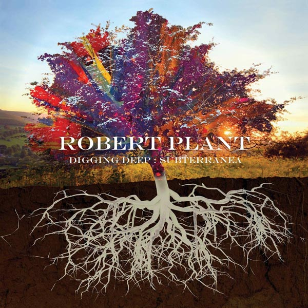 Robert Plant - Digging Deep album cover