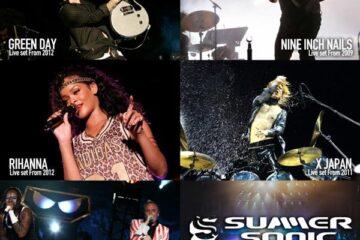 Summer Sonic Festival streaming artist list