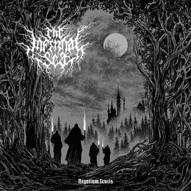 The Infernal Sea album cover - NEGOTIUM CRUCIS
