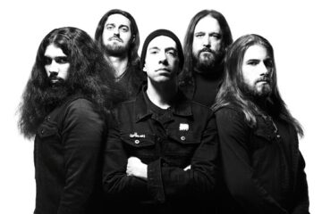 Photo of LA Metal band 'Thrown Into Exile'