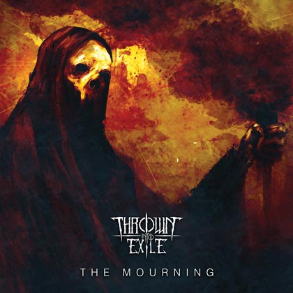 Cover of The Mourning, by Thrown Into Exile
