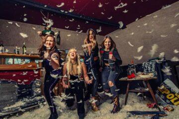 Photo of Swedish band Thundermother