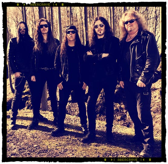 Photo of the band Vicious Rumors