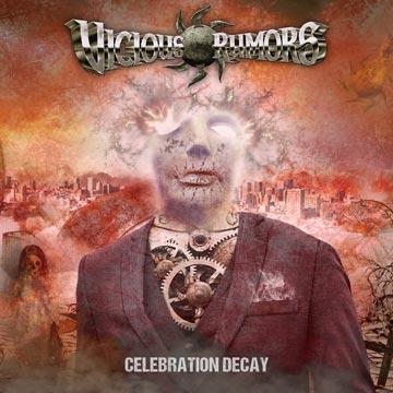 Photo of Vicious Rumors album cover Celebration Day