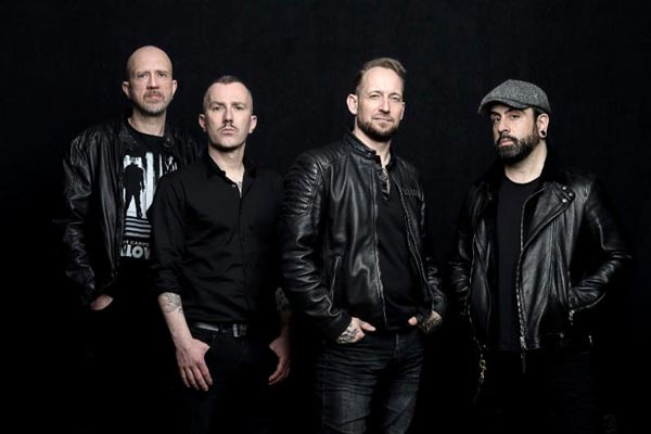 Photo of the band Volbeat