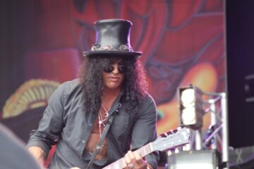 Slash - High Voltage 2011