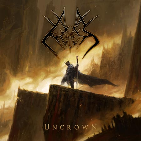 Cover of Ages album 'Uncrown'