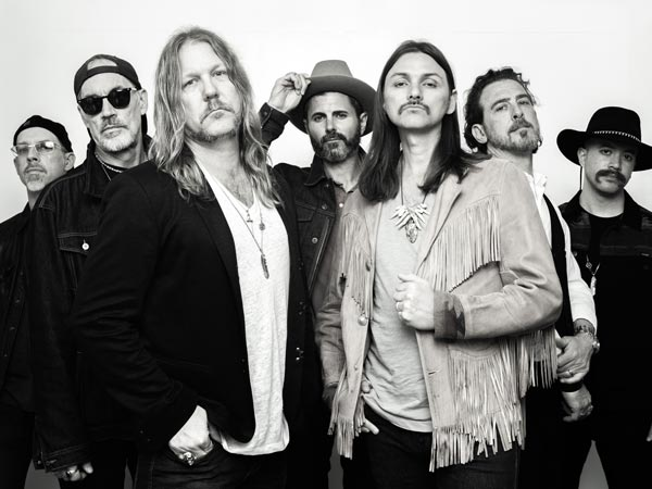 Photo of The Allman Betts Band