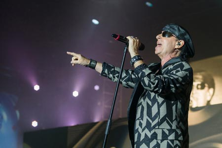 Klaus Meine, Wind of Change Scorpions.