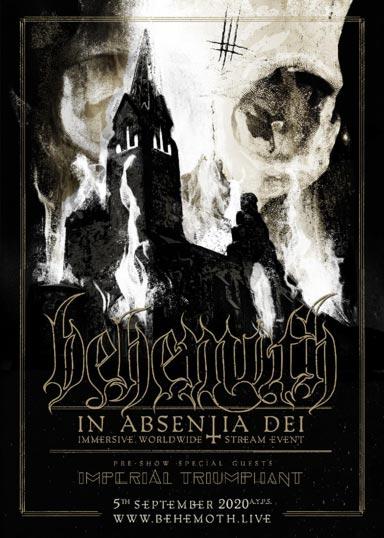 Behemoth live stream poster