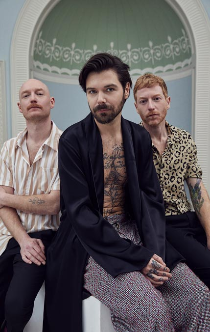 Biffy Clyro - Who have released A Celebration Of Endings album