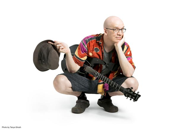 Photo of Devin Townsend