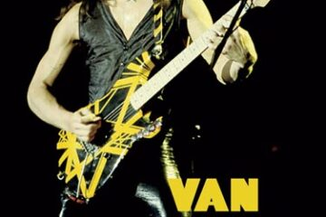 Cover of Van Halen - A Visual Biography