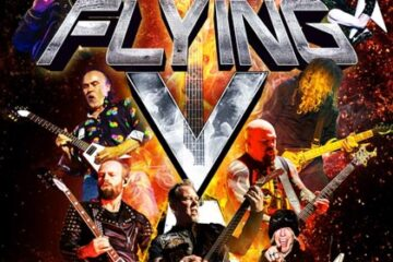 Flying V documentary poster