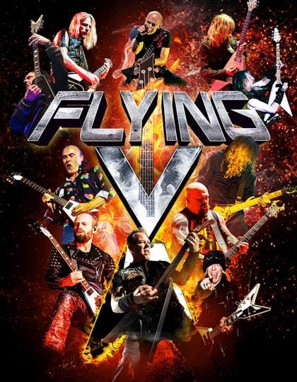 Flying V documentary poster
