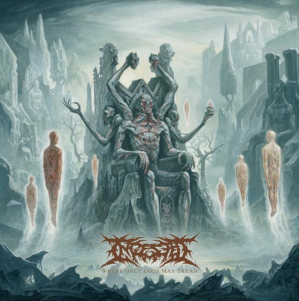 Ingested - Album cover
