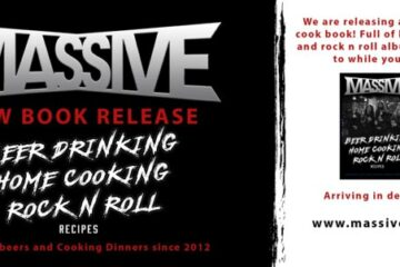 Massive - The Rock n Roll cookbook