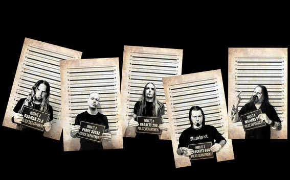 Photo of the band Onslaught