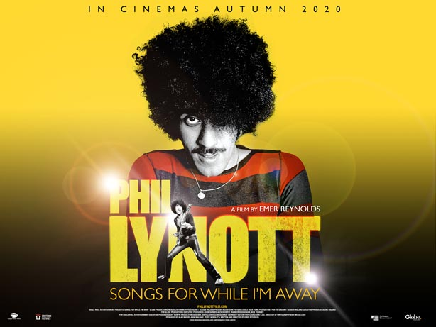 Phil Lynott: Songs For While I'm Away film poster
