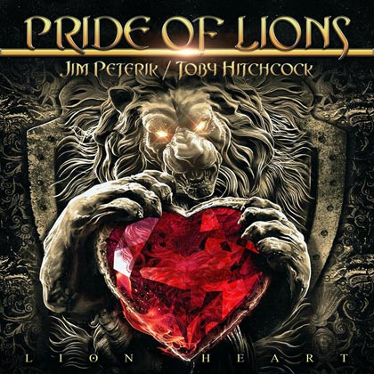 Photo of the Pride Of Lions album Lion Heart