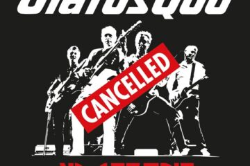 Status Quo cancel Backbone tour