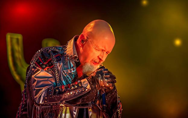 Rob Halford of Judas Priest who is to release the book 'Confess'