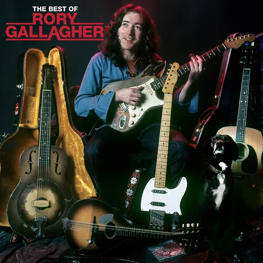Cover of The Best Of Rory Gallagher