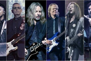 Chicago rockers Styx