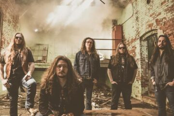 Photo of Southern Rock band The Georgia Thunderbolts
