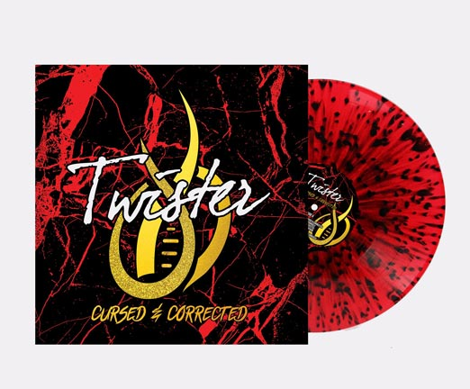 Twister - Album cover