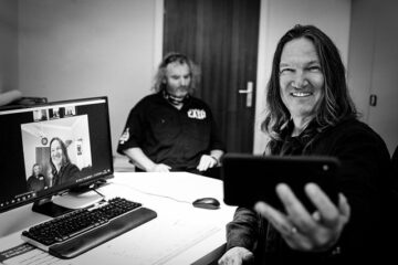 Thomas Jensen talks with MetalTalk about Wacken World Wide