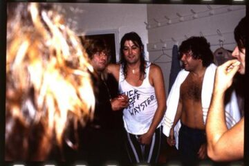 Ozzy, Pete Way, Andy Parker