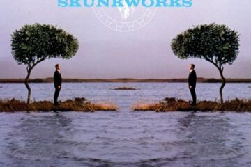 Cover of Brice Dickinson Skunkworks album